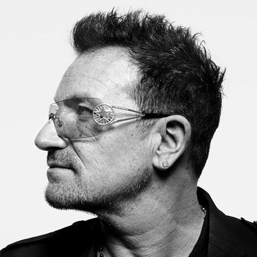 U2乐队主唱Bono