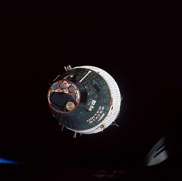 NASA:太空