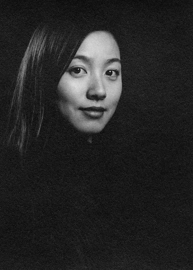 """""""当年""""的黑白胶片肖像摄影作品"""