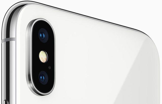 iPhone X 双镜头